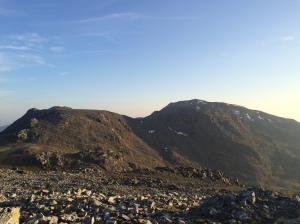 Scafell Pike.