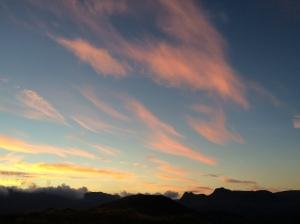 Stunning sky from Ligmoor.